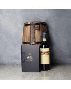 Delicious Chocolates & Wine Gift Set
