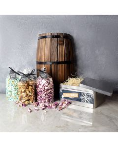 Trick Or Treat Popcorn Basket