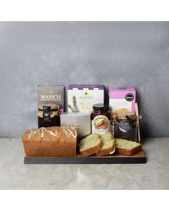 Gourmet Brunch Gift Basket, gourmet gift baskets, gift baskets, gourmet gifts