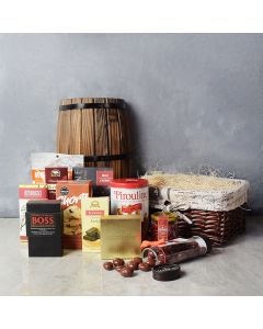 Absolute Chocolate Smorgasbord Gift Basket, gift baskets, gourmet gifts, gifts