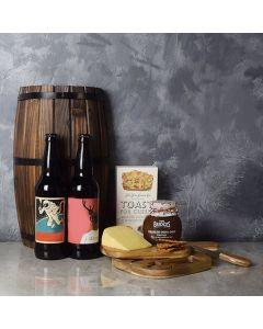 Spread a Smile Craft Beer Basket