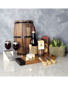 Exquisite Treats & Wine Gift Set, wine gift baskets, gourmet gift baskets, gift baskets, gourmet gifts