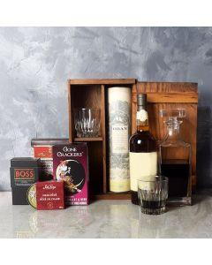 Executive Liquor & Decanter Basket