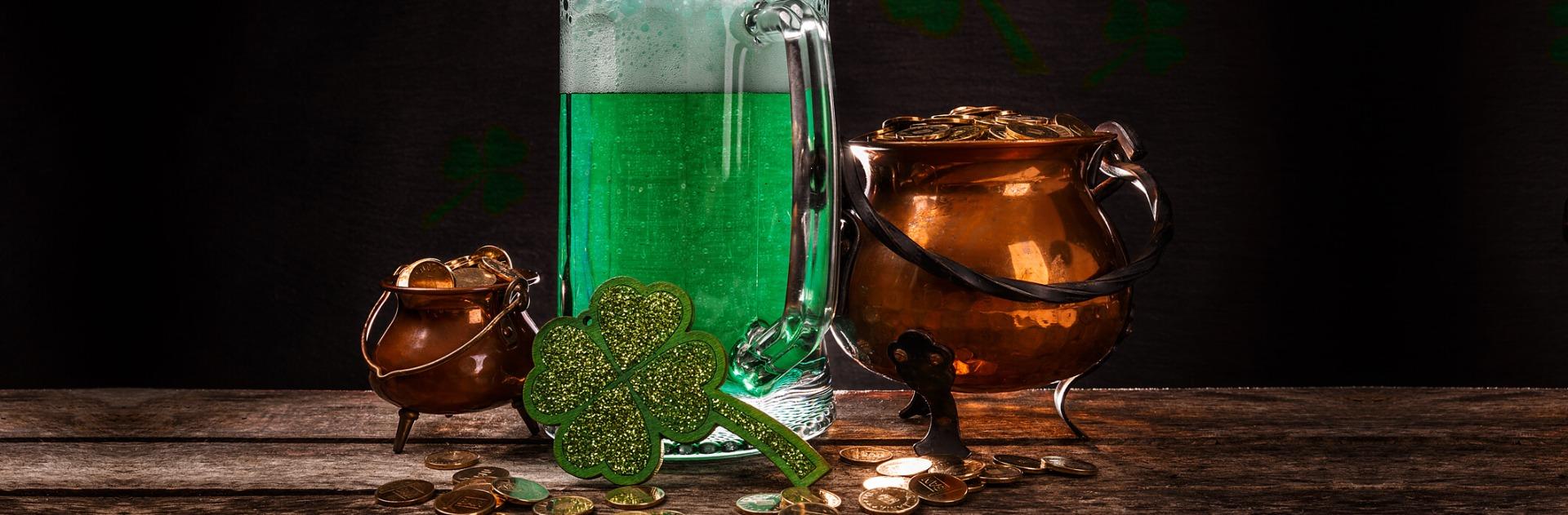 St. Patrick's Day Gift Baskets Monson