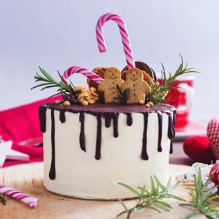Cake gift baskets Idlewell
