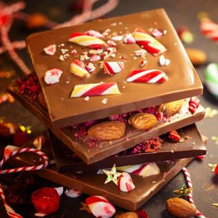 Chocolate gift baskets Idlewell