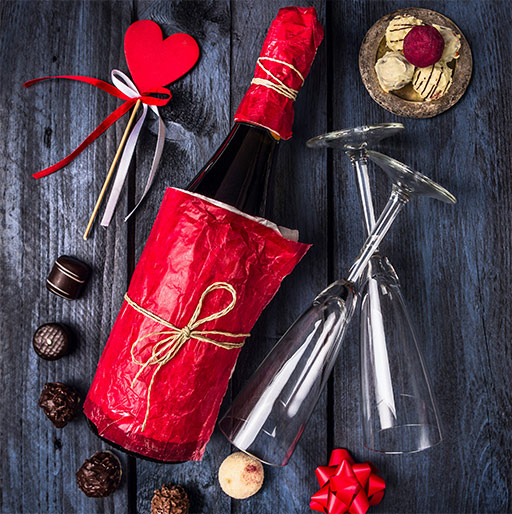 Our Champagne and Chocolate Gift Ideas for Mom & Dad