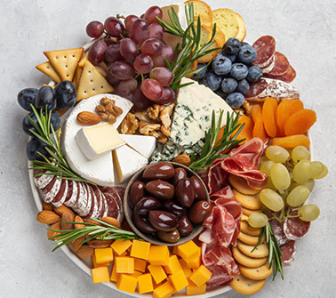 Cheese and Charcuterie Gift Baskets Delivered to Boston