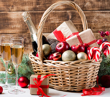 Christmas Gift Baskets Delivered to Boston