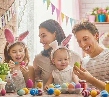 Easter Gift Baskets Delivered to Boston