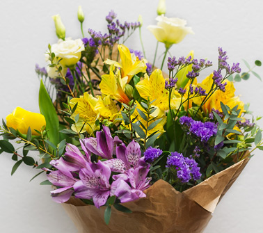 Flower Clubs Gift Baskets Delivered to Boston