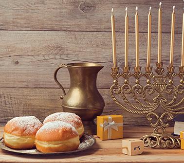 Hanukkah Gift Baskets Delivered to Boston