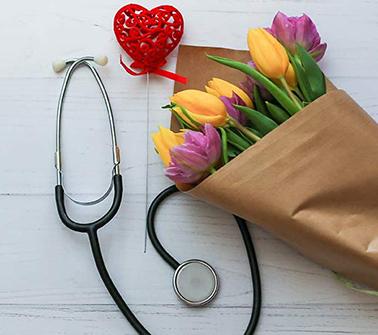 Nurses Week Gift Baskets Delivered to Boston
