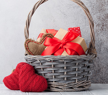 Valentines Gift Baskets Delivered to Boston