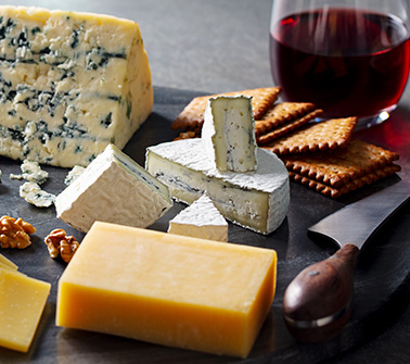 Wine and Cheese Gift Baskets Delivered to Boston