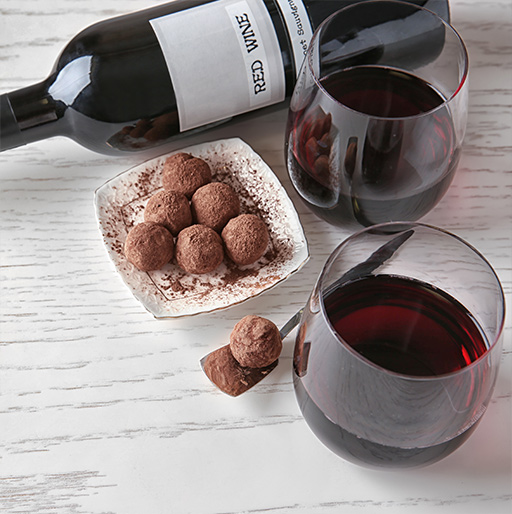Our Wine and Chocolate Gift Ideas for Friends