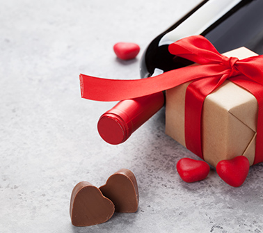Wine and Chocolate Gift Baskets Delivered to Boston