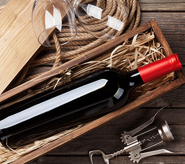 Wine Club Gift Baskets Delivered to Boston